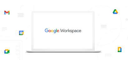 GSuite笔记本重新命名现在称为谷歌Workspace并带有一些精美的新图标
